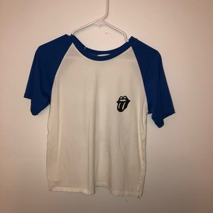 Rolling Stones Mick Jagger Jersey Tee